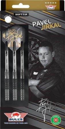 Bull's NL Šípky Pavel Jirkal - Black - 18g