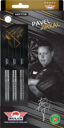 Bull's NL Šípky Pavel Jirkal - 80% - 18g