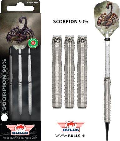 Bull's NL Šípky Scorpion - 18g