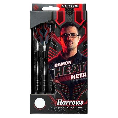 Harrows Šípky Steel Damon Heta - 21g R