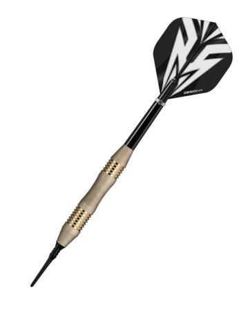Designa Šípky Mako - Micro - Silver - 21g