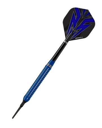 Designa Šípky Mako - Shark - Blue - 20g
