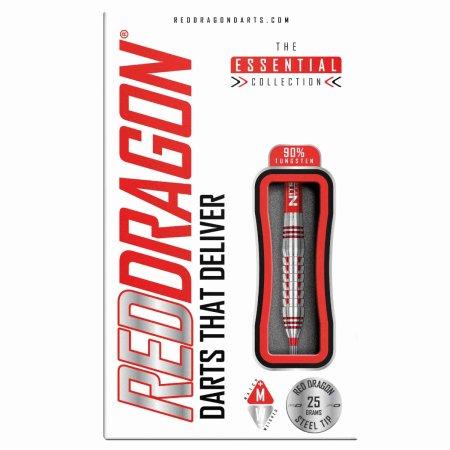 Red Dragon Šípky Steel Firebird - 25g