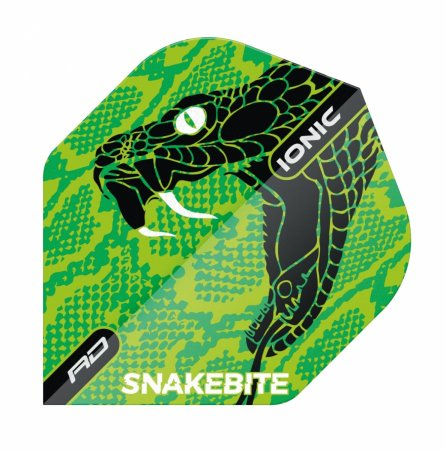 Red Dragon Letky Peter Wright Snakebite Ionic - Snake Green RF6571