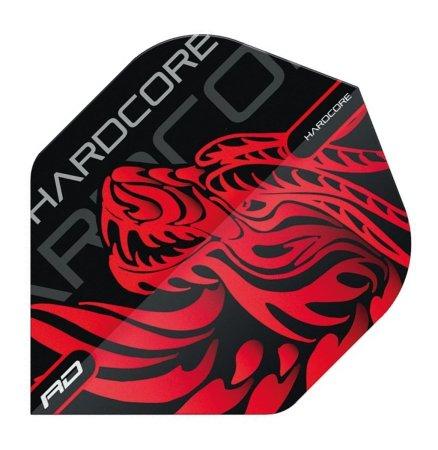 Red Dragon Letky Jonny Clayton Hardcore - Dragon Red RF6537