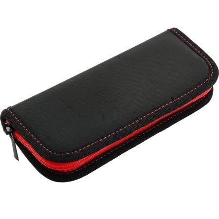 Designa Puzdro na šípky Fortex - black / red