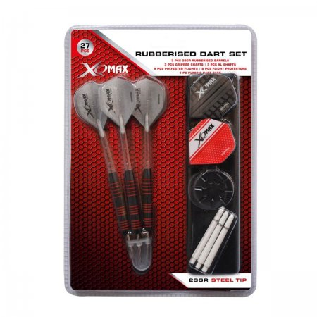 XQMax Darts Dartset - Šípky Steel - 23g