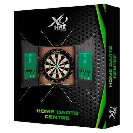 XQMax Darts Home Darts Centre - Kabinet s terčom a šípkami