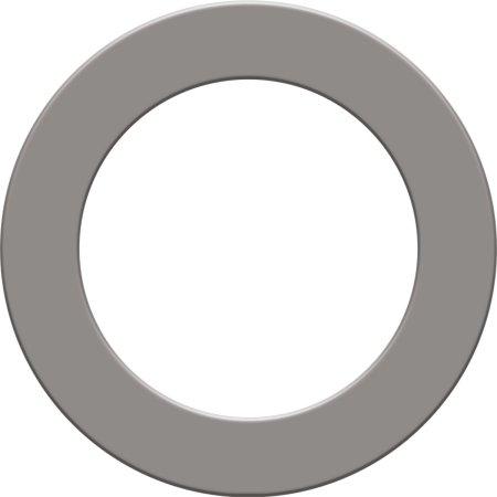 Designa Surround - kruh okolo terča - Grey