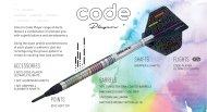 Unicorn Šípky Code DNA - Chris Dobey - 20g