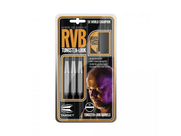 Target - darts Šípky Steel Raymond van Barneveld - Tungsten Look - 23g