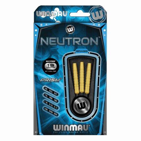 Winmau Šípky Steel Neutron - Style 1 - 19g