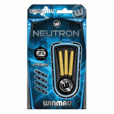 Winmau Šípky Steel Neutron - Style 1 - 21g