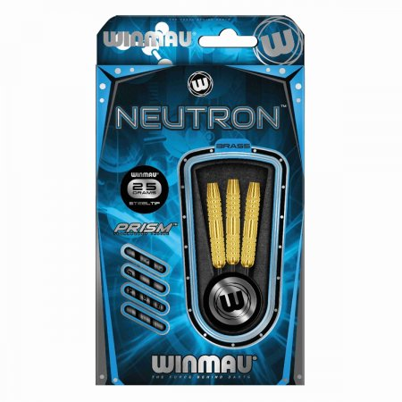 Winmau Šípky Steel Neutron - Style 4 - 25g
