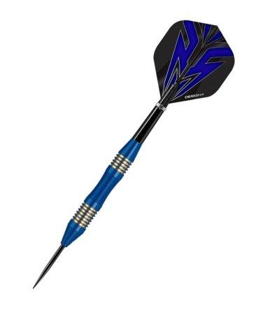 Designa Šípky Steel Mako - Micro - Blue - 25g