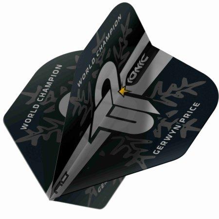 Red Dragon Letky Gerwyn Price - World Champion - Silver Logo RF6576