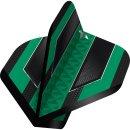 Mission Letky Temple - Black & Green F3360