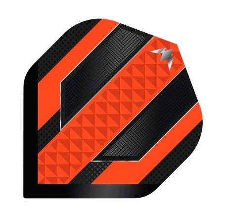 Mission Letky Temple - Black & Orange F3365