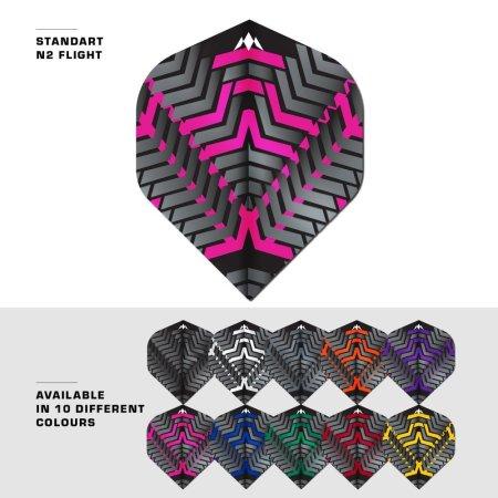 Mission Letky Vex - Black & Pink F3353