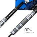 Mission Šípky Steel Alan Soutar - Blue & White - 28g
