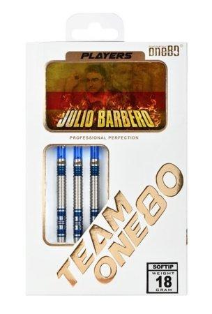 One80 Šípky Julio Barbero - 18g