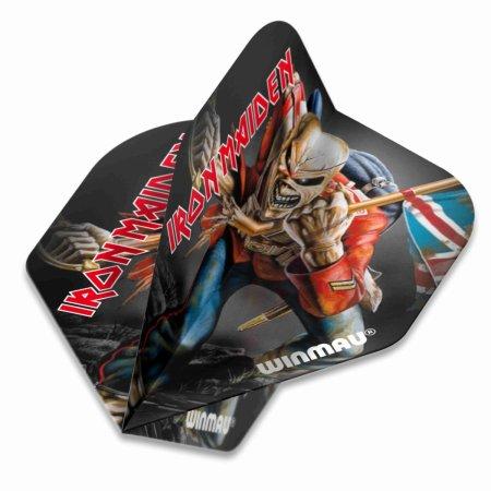 Winmau Letky Rock Legends - Iron Maiden Trooper - W6905.224