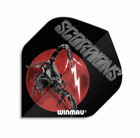 Winmau Letky Rock Legends - Scorpions - W6905.220