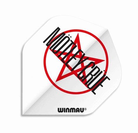 Winmau Letky Rock Legends - Motley Crue Logo - W6905.217