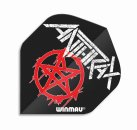 Winmau Letky Rock Legends - Anthrax Logo - W6905.213