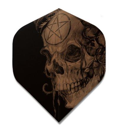 Designa Letky Samain Skull F1871