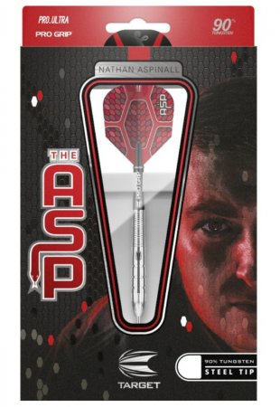 Target - darts Šípky Steel Nathan Aspinall - 26g
