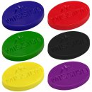 Mission Vosk Grip Wax s logom - yellow