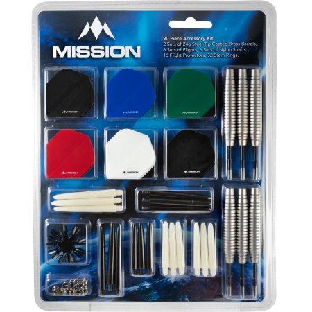 Mission Accessory Kit - Steel