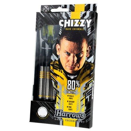 Harrows Šípky Chizzy 80% - 18g
