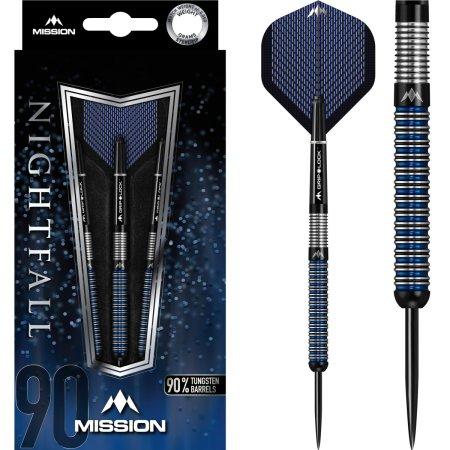 Mission Šípky Steel Nightfall - M1 - 27g
