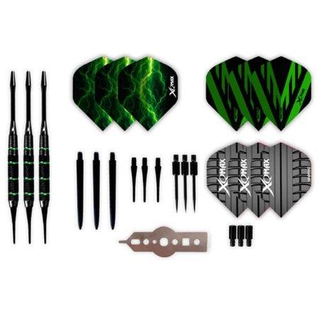 XQMax Darts Darčekový set - Giftset soft brass