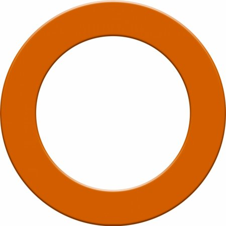 Designa Surround - kruh okolo terča - Orange