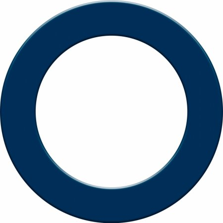 Designa Surround - kruh okolo terča - Blue