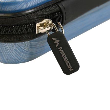 Mission Puzdro na šípky ABS-1 - Metallic Aqua Blue