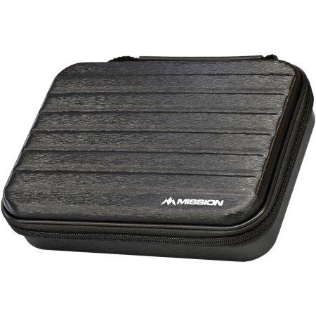 Mission Puzdro na šípky ABS-4 - Metallic Black