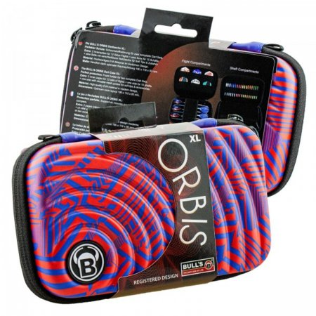 Bull's Puzdro na šípky Orbis XL - Blue / Red
