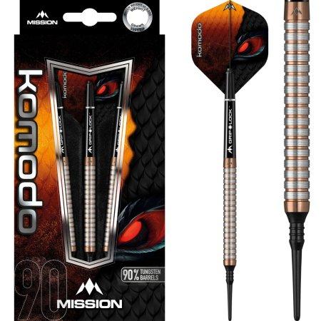 Mission Šípky Komodo GX - M1 - 18g