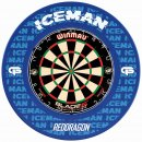 Red Dragon Surround - kruh okolo terča - Gerwyn Price Iceman