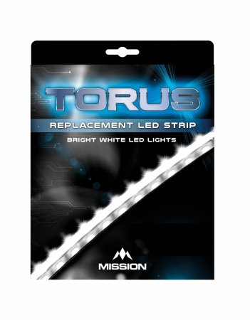 Mission Torus LED Replacement Light Strip - náhradný LED prúžok - white