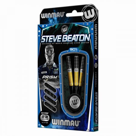 Winmau Šípky Steve Beaton - Special Edition - 22g