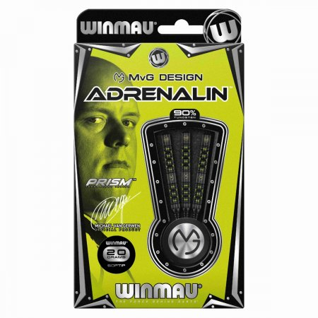 Winmau Šípky Michael van Gerwen - Adrenalin - 20g
